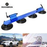 Rockbros 2 Bike Car Suction Roof Carrier Quick Installation Rack Bicycle Rack Blue Intl Rockbros ถูก ใน จีน