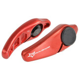 ซื้อ Rockbros Bike Mtb Aluminum Handlebar Barend Bar End Red ออนไลน์ จีน
