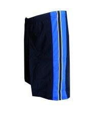 Ruji ชุดว่ายน้ำ กางเกงว่ายน้ำ กางเกงว่ายน้ำชาย แถบข้างเดี่ยว - สีน้ำเงิน Size L By Ruji.