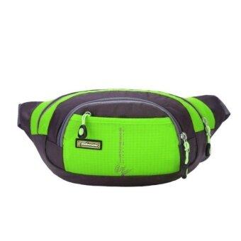 Running Bum Bag Travel Handy Hiking Sport Fanny Pack Waist Belt Zip Pouch - intl