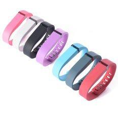 ซื้อ Xcsource 7ชิ้นสร้อยข้อมือสายรัดข้อมือสายรัดข้อมือแทนหลับสำหรับNfitbit Flex กิจกรรม Th070 Intl ถูก ฮ่องกง