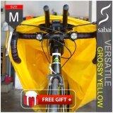 ราคา Sabai Cover ผ้าคลุมจักรยาน รุ่น Versatile Grossy Yellow Size M Free Size Standard Size Sabai Cover ออนไลน์