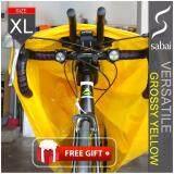 ขาย Sabai Cover ผ้าคลุมจักรยาน รุ่น Versatile Grossy Yellow Size Xl Bicycle Cover ใหม่