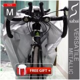 ราคา Sabai Cover ผ้าคลุมจักรยาน รุ่น Versatile Metallic Size M Bicycle Cover Sabai Cover ออนไลน์