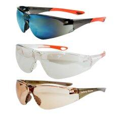 Safety Mate แว่นตานิรภัย Safety Glasses แว่นตากันแดด รุ่น 09061-62-63 By World Tools And Hardware.