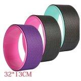 ราคา Saideng 12 6 X 5 12 Yoga Wheel For Yoga Poses Back Bend Stretch Balance Yoga Prop Fitness Wheel Color Random Intl ใหม่
