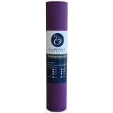 ขาย ซื้อ Sappaya Yoga Mat เสื่อโยคะ 2 Layers หนา 6 Mm สีม่วง