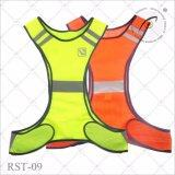 ซื้อ Seeyu เสื้อกั๊กสะท้อนแสง Rst 09 สีเขียว สีส้ม สำหรับวิ่ง หรือปั่นจักรยาน ใหม่