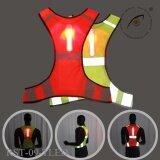 ซื้อ Seeyu เสื้อกั๊กสะท้อนแสง Rst 09 แบบมีไฟ Led สีเขียว สำหรับวิ่ง หรือปั่นจักรยาน Seeyu ถูก