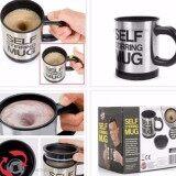 ราคา Self Stirring Mug แก้วปั่นอัตโนมัติ ขนาด 350 Ml Unbranded Generic