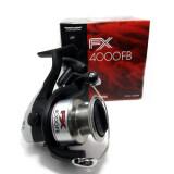 Shimano Fx4000 Fb รอกตกปลาชิมาโน่ 4000Fb สปูนโลหะ บอดี้การ์ไฟร์ สำหรับตกปลาหน้าดิน และ ตีเหยื่อปลอมขนาดกลาง ไทย