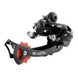 ราคา Shimano Tourney Rd Tz50 Bike Rear Derailleur 7 6 Speed With Bolt Black Hanger Intl Aukey จีน