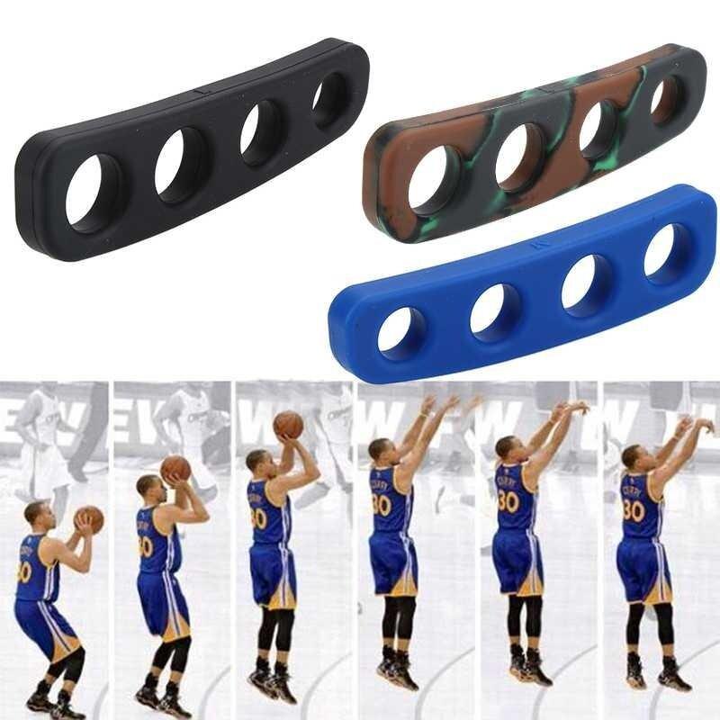 ห่วงบาสเก็ตบอลการฝึกอบรมอุปกรณ์แก้ไขท่าซิลิโคนมีความสะดวกสบายในการสวมใส่ - INTL