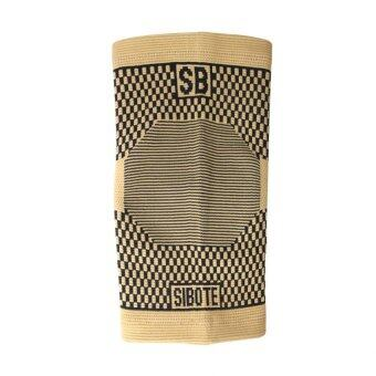 SiboteKnee Supportยืดรัดพยุงข้อเข่าและกล้ามเนื้อเข่า รุ่น3528(สีน้ำตาล)