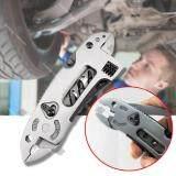 ราคา Sinlin ชุดเครื่องมือสารพัดประโยชน์ ไขควงแบบพกพา ประแจอเนกประสงค์ Adjustable Wrench Multitool Sinlin