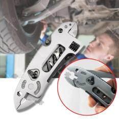 ขาย Sinlin ชุดเครื่องมือสารพัดประโยชน์ ไขควงแบบพกพา ประแจอเนกประสงค์ Adjustable Wrench Multitool ถูก ใน กรุงเทพมหานคร
