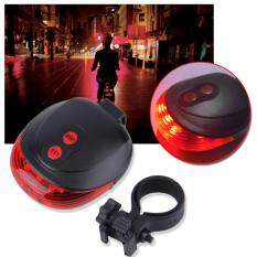ขาย Sinlin ไฟเลเซอร์ท้ายรถจักรยาน Bike Light Tail Bicycle Laser รุ่น Blt1 06Kl Red Sinlin ถูก