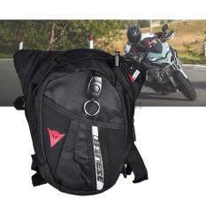 ขาย ซื้อ Sinlin กระเป๋าคาดเอว ขา Drop Leg Bag Knight Waist Bag Motorcycle รุ่น Dlm201 Ld Black ใน กรุงเทพมหานคร