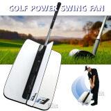 ซื้อ Sinlin Pro Active Swing Fan อุปกรณ์ฝึกซ้อมสวิง แบบใบพัด พร้อมกริพซ้อมจับ 2In1 สีขาว ออนไลน์