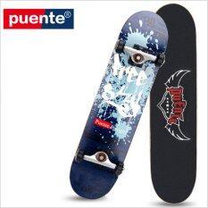 ขาย Skateboard สเก็ตบอร์ด Pro Puente Freestyle ใหม่