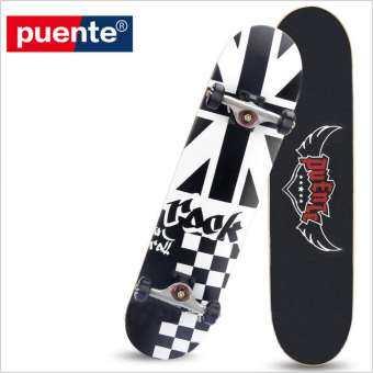 skateboard สเก็ตบอร์ด Pro PUENTE (ROCK)-