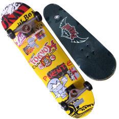 Skateboard สเก็ตบอร์ด Pro Puente Tokyo ถูก