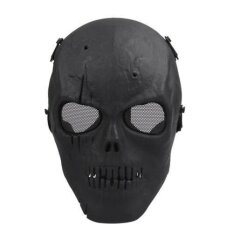 ราคา Skull Skeleton Airsoft Full Face Protect Mask Unbranded Generic ใหม่