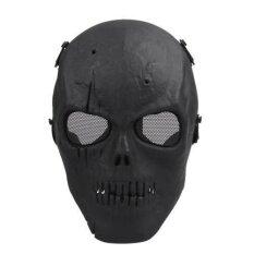 ขาย Skull Skeleton Airsoft Full Face Protect Mask Unbranded Generic ผู้ค้าส่ง