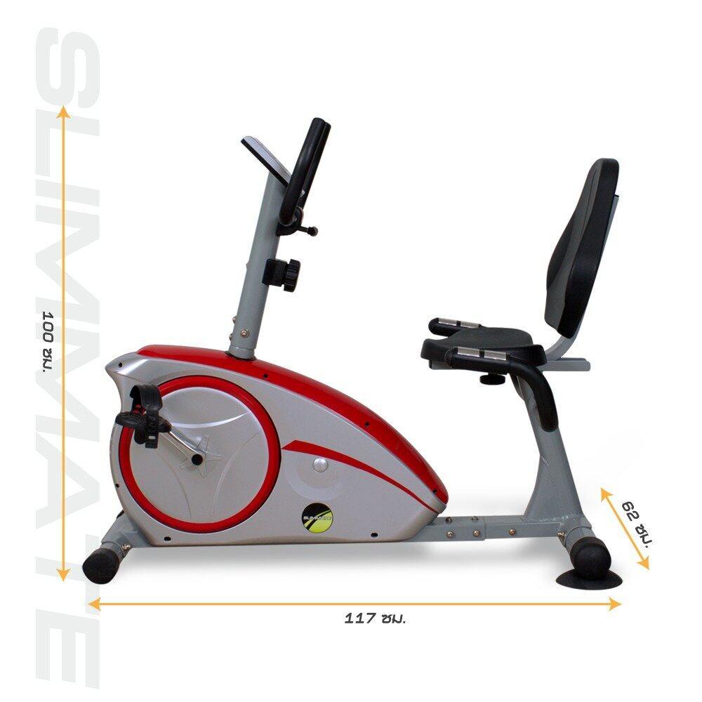 จักรยานออกกำลังกาย  Slimmate รุ่น GRAND SPORT (FITNESS)-321460 Sale -50%