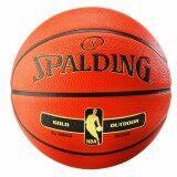 ซื้อ New Spalding ลูกบาส Nba Gold Outdoor ขนาด 7 แถมฟรีสูบลม ปากกา Spalding ถูก ใน กรุงเทพมหานคร