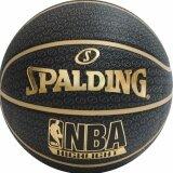 โปรโมชั่น Spalding ลูกบาส Nba Highlight Gold New เบอร์ 7 แถมฟรี สูบลม ปากกา Spalding กรุงเทพมหานคร