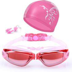 ขาย แว่นตาว่ายน้ำ หมวกว่ายน้ำ กระเป๋า คลิปจมูก ปลั๊กอุดหูใสแว่นตาว่ายน้ำเลนส์เคลือบไม่มีรอยรั่วป้องกันรังสียูวีสำหรับสำหรับผู้ใหญ่ผู้ชายผู้หญิงเด็กเยาวชนเด็ก สีดำ ออนไลน์ ใน จีน