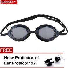 ขาย Speedo แว่นตาว่ายน้ำกันน้ำกันฝ้ากระจกและUv เลนส์คุณภาพสูงขอบแว่นนุ่ม ออนไลน์ จีน
