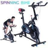 ซื้อ จักรยานออกกำลังกาย Spinning Bike สีดำ Toughman รุ่น Sb 100 ใหม่