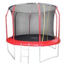 โปรโมชั่น Sportland แทรมโพลีน พร้อม บันได Spl Trampoline Net Ladder 10Ft Fairy 120 นิ้ว ใน กรุงเทพมหานคร