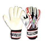 โปรโมชั่น Sportland Mega Control Goal Keeper Gloves รุ่น 11Slpfbgf041 No 10 White Red Sport Land ใหม่ล่าสุด