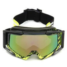 ซื้อ กีฬาหมวกแว่นกันแดดป้องกันตาจ้องมองการแข่งขันจักรยานยนต์วิบากรถจักรยานยนต์ออฟโรดรถเอทีวีสี่ Unbranded Generic
