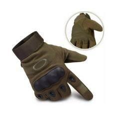 ส่วนลด สินค้า ถุงมือออกกำลังกาย ถุงมือขับมอเตอร์ไซด์ ถุงมือปินเขา ขนาดฟรีไซด์ เหมาะสำหรับผู้ชายทุกท่าน รุ่น Spz022