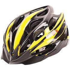 ราคา Studio Helmet Cycling หมวกจักรยาน เหลือง ดำ Unbranded Generic ไทย