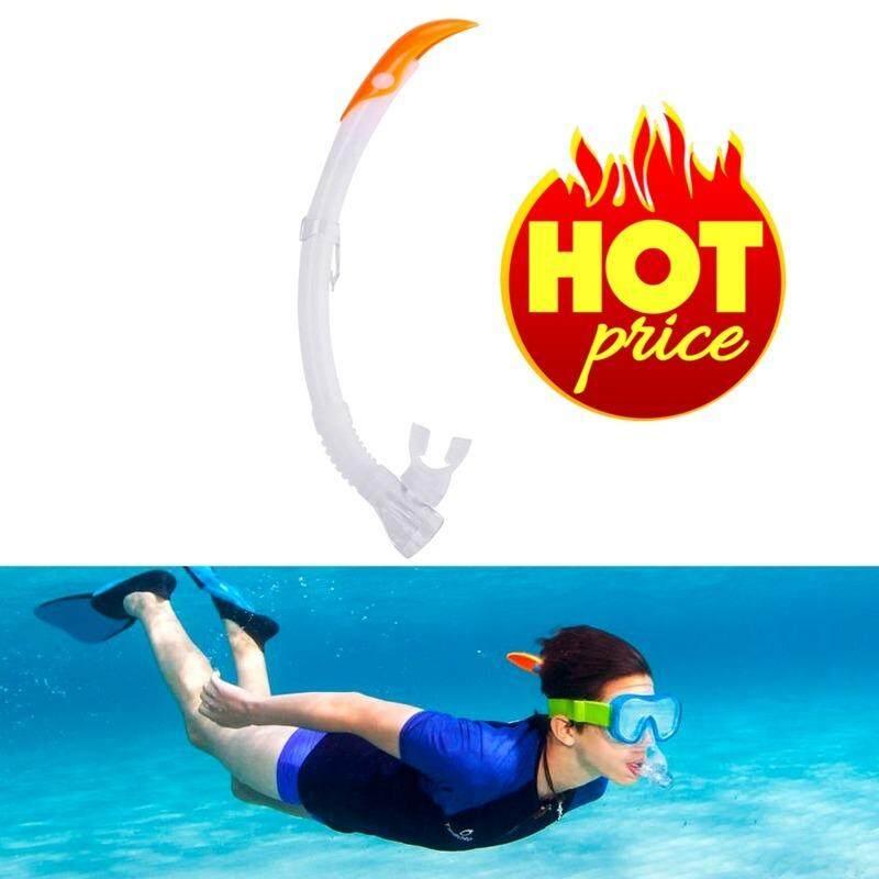ท่อหายใจดำน้ำ ท่อหายใจใช้วาล์ว ท่อออกซิเจนดำน้ำ สำหรับผู้ใหญ่subeaรุ่นsnk 520 (แบบใส) นวัตกรรมใหม่ดีไซน์ด้วยรูปทรงพิเศษสำหรับผู้รักการดำน้ำ ใช้ง่าย เพียงแค่เป่าลมหายในเบาๆ By Cpn Shopping.
