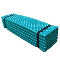ขาย Sunyoo Convenient Folding Outdoor Picnic Camping Sleeping Mat Mattress Waterproof Pad Rest Cushion New Green จีน