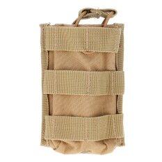 ขาย Sunyoo Nylon Tactical Single Rifle Mag Magazine Pouch Open Top Bag For M4 M16 5 56 223 Khaki Intl ผู้ค้าส่ง
