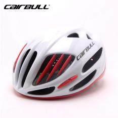 ราคา Super D Shop 2017 แบบใหม่ หมวกจักรยาน รุ่น Cairbull (ดำเงา)Size:m L 54 61Cm ออนไลน์ ไทย