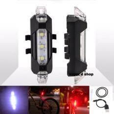 ซื้อ Super D Shop ไฟจักรยาน ไฟหน้า Rapid X สีขาว ชาร์จ Usb กันน้ำ Super D ออนไลน์