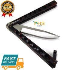 ซื้อ Super Knives Best Quality Stainless Steel Blade มีดควง ขนาดใบสแตนเลส 23 Cm