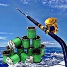 ราคา Super Power 100M Gray Extreme Strong Dyneema Spectra Pe Braided Fishing Line Line Style 3 5 Intl