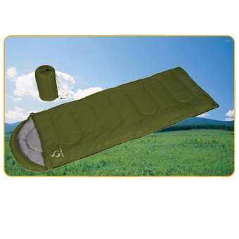 SUPER SPORT ถุงนอน ใช้งานได้ 4 แบบ Sleeping Bag 4in1 Poly 190T 75x230 cm. 150g. รุ่น FRS-204 (มี 3สี)