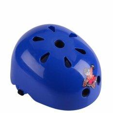 Sway หมวกป้องกันการเล่นสเก็ตบอร์ด สีฟ้า เด็กเล็ก จำนวน 1 ชิ้น .