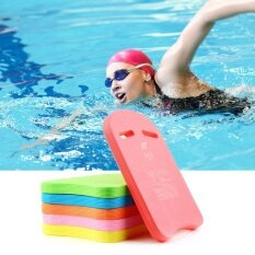 ขาย Swimming Swim Kickboard Kids Adults Safe Pool Training Aid Float Board Foam Intl ถูก ฮ่องกง