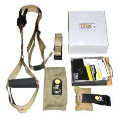 T1 P1 For Your Choice Sent From Hk Agency Warehouse T R X Fitness Exercise Equipment Pro Suspension Hang Resistance Bands Trainer Crossfit Training Kits Portable Home Gym Full Body Workout เป็นต้นฉบับ